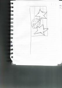 WBBIA Street Lights - Pole Light Sketch