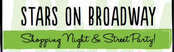 Holiday Shopping Night & Street Party – DEC. 5!
