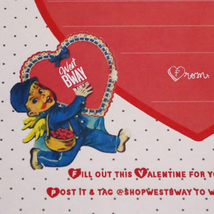 Spread the Local Love with Merchant Valentines.