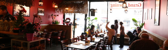 Mr. Red Cafe comes to West Broadway