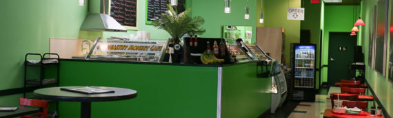 Healthy Monkey Cafe satisfies for health and hunger!