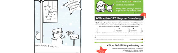 Third Annual Kids Colouring Contest & VIP Prize!