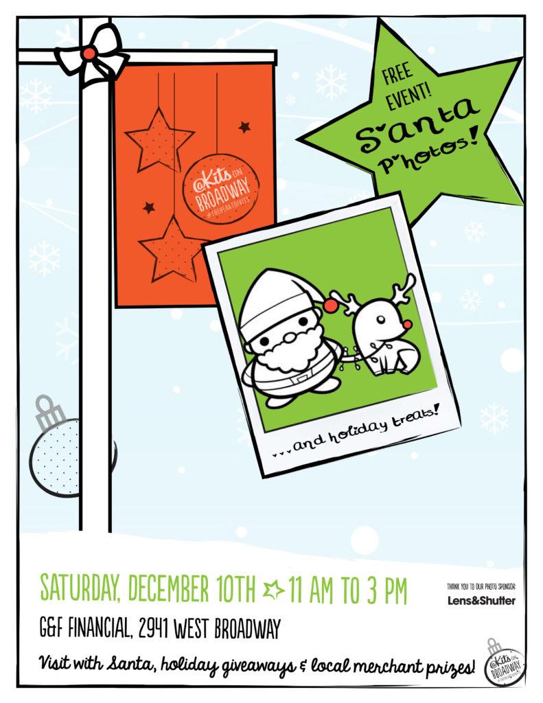 WBBIA 2016 Santa Photos Poster - 8.5x11 - v18