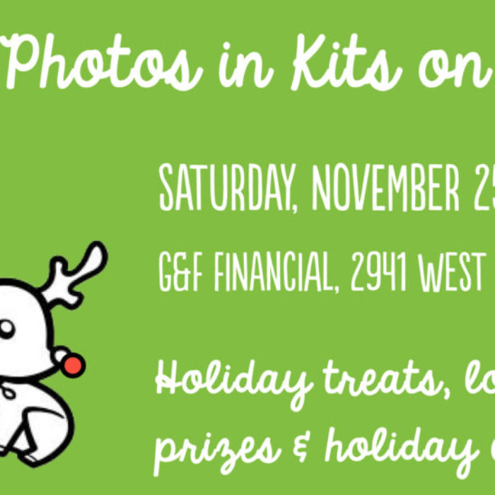 Visit Santa in the Heart of Kits!