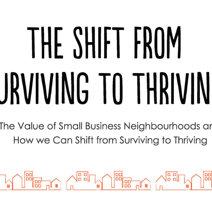 From Surviving to Thriving - Business Affordability & Lowering Commercial Taxes