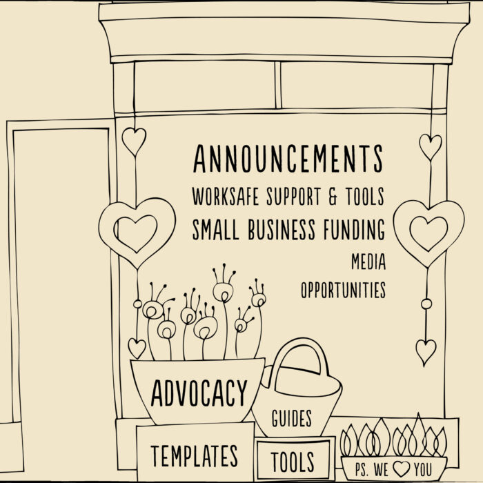 Advocacy + Action to Support the Business Community
