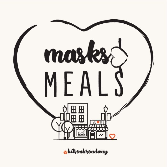 Masks and Meals: Social Employment + Recycling + Local Merchants + Fundraising :)