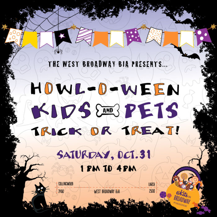 HOWL-O-WEEN Kids & Pets Trick or Treat!