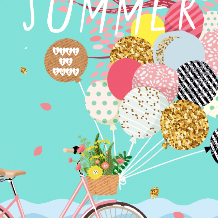 Bike to Shop 2021 Contest!